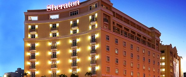 Sheraton Old San Juan Hotel And Casino