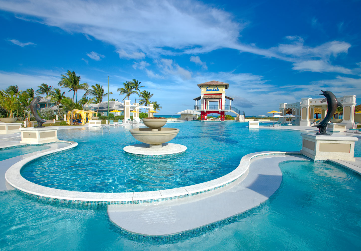 Sandals Emerald Bay - Great Exuma- The Bahamas