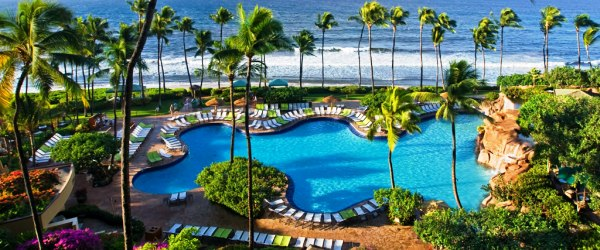 Hyatt Regency Maui Resort & Spa- Hawaii