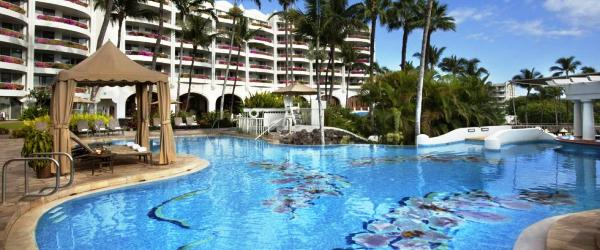 The Fairmont Kea Lani Maui- Hawaii