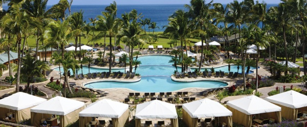 The Ritz-Carlton, Kapalua- Maui-Hawaii