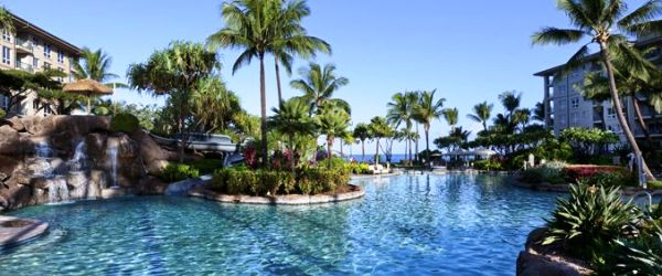 The Westin Ka'anapali Ocean Resort Villas- Maui-Hawaii