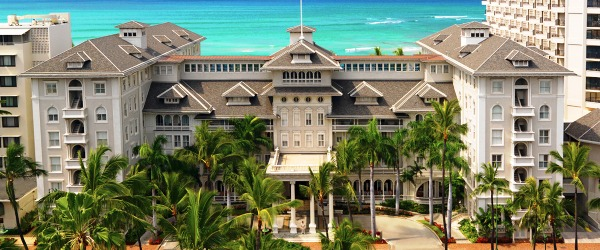 Moana Surfrider, A Westin Resort & Spa- Oahu-Hawaii