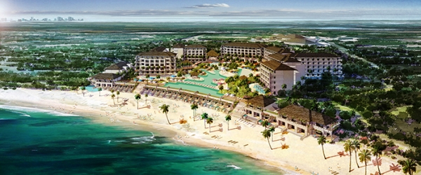 Secrets Playa Mujeres Golf and Spa Resort- Mexico