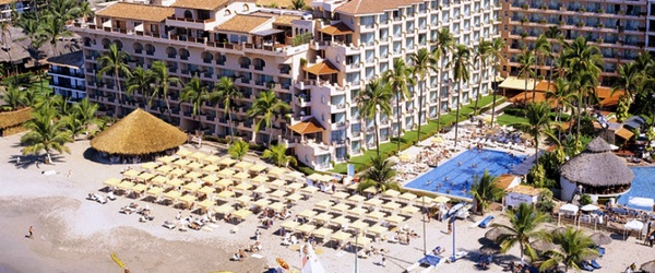 Golden Crown Paradise Puerto Vallarta