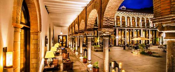 Jw Marriott Cusco- Peru