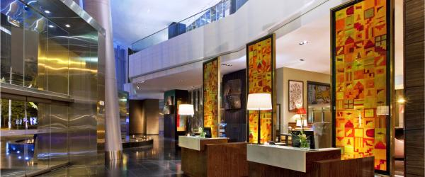 The Westin Lima Hotel & Convention Center- Lima-Peru-South America