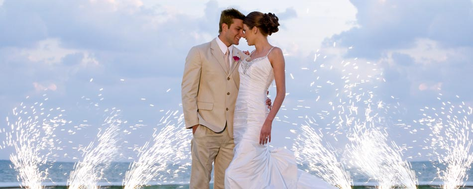 Wedding Couple - Palace Resorts- Mexico